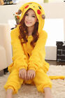 Pikachu Onsie Costume, Dress Up, Fancy Dress Jumpsuit Kigurumi
