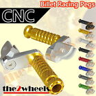 CNC MultiStep Front Adjustable Foot Pegs for DUCATI 848 1098 1198 /S /R