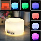 500ml Aromatherapy Essential Oil Diffuser Air Humidifier Touchpad LED Ultrasonic