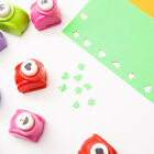 Kid Paper Punch Hole Cutter Puncher DIY Diary Gift Decor Scrapbook Cards Size S