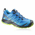 Salomon XA Pro 3D GTX Mens Blue Waterproof Trail Walking Running Shoes New