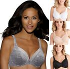 Bali Back Smoothing Lace Minimizer Bra - Style 3446 - 3 DAY SALE!!!