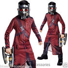 CK383 Starlord Guardians of the Galaxy Halloween Book Week Fancy Dress Costume