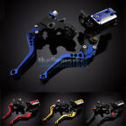 Multi Color Universal 22mm CNC Clutch Brake Levers Master Cylinder Reservoir