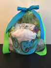 Customized Baby Shower Gift Basket