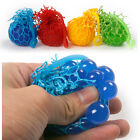 Soft Rubber Stress Reliever Balls 58mm Squishy Ball Toys Kinds Fun Four Colors