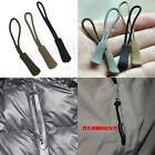 New Replacement Bag Accessories Plastic Rope Puller Zipper Pull Slider Fastener