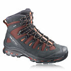 Salomon Quest 4D 2 GTX Mens Red Waterproof Outdoor Trail Walking Boots New