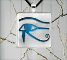 EGYPTIAN EYE OF RA PENDANTS NECKLACE  -g4v72