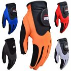 1x Golf Glove Mens Left Hand (for right handed golfers) S-XL 5-Color Newest