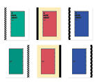HIMORI A Book Note - Blank Line Notebook / Blank School Note / 96 Pages_Livework