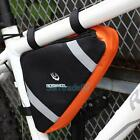 ROSWHEEL Cycling Bicycle Bike Bag Top Tube Triangle Pouch Front Frame Pannier S5