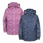 Trespass Enjoy Boys & Girls Waterproof Raincoat Casual Kids Raincoat