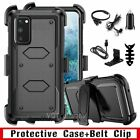 iphone 4 silicone case - Heavy Duty Shockproof Hybrid Silicone Armor Tough Hard Case Cover With Belt Clip