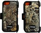 Otterbox Defender Case For iPhone 5 - Camo- with Holster Belt Clip, Used