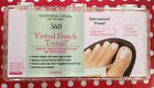 Dashing Diva Virtual French Toenail Box 360 Tips Express Pedicure System