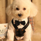 2x Fashion Dog Cat Pet Puppy Toy Kid Cute Bow Tie Necktie Collar Clothes Hot New