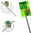 Gardman Garden Guard & Grow Set Plant Support Mesh Ring Frame System with 3 Legs