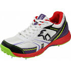 KOOKABURRA Pro 515 Spike Mens Adult Cricket Shoe White/ Purple