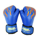 Children Kids MMA Muay Thai Fight Boxing Sparring Punch Bag Training Gloves Pads