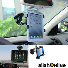 "360 Rotate Windscreen Car Suction Mount Holder 6"" To 11"" for Tablet and iPad"