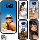 PERSONALISED PRINTED BUMPER PHONE CASE FOR SAMSUNG GALAXY SMART PHONE COVER