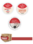 Seattle's Best Breakfast Blend Signature or Toasted Hazelnut Keurig Coffee k-cup