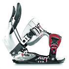 Flow NXT AT Snowboard Bindings 2012 Size Medium All-Mountain Rear Entry