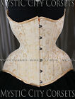 NEW MCC68 STEEL BONED UNDERBUST CORSET TIGHT LACING WAIST TRAINING MYSTIC CITY