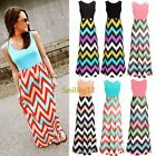Hot Women Summer Boho Long Maxi Evening Party Dress Girl Beach Dresses Sundress