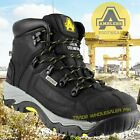 MENS AMBLERS WATERPROOF MED WAY SAFETY BOOTS UK SIZES STEEL TOE WORK BOOTS
