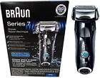 New Display Braun Men's Series 7 Wet and Dry Shaver 740S-6  - Head wont lock