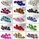10pcs Clear Crystal Wedding Party Bridal Prom Star Hair Pin Clips 11Colors