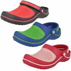 Boys & Girls Crocs Crosmesh Clog Kids Lightweight Synthetic Slip On Mule Sandals