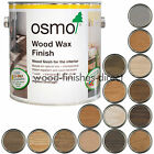 Osmo Wood Wax Finish Transparent 125ml