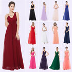 Ever-Pretty Women's V-neck Long Evening Party Formal Prom Bridesmaid Dress 08110