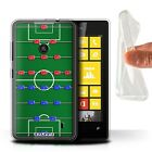 STUFF4 Gel/TPU Case/Cover for Nokia Lumia 520/Games