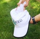 ICED Cap- Cooling Hat for Recreation and Runners