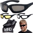 WYND Blocker Wind Resistant Sunglasses Outdoor Driving Sports Motorcycle Glasses