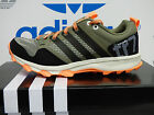 NEW ADIDAS Kanadia 7 Women's Running Shoes - Clay/Flash;  B40587
