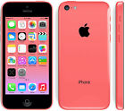 AT&T iPhone 5c 16GB Apple Factory Unlocked Smartphone Clean Esn POOR CONDITION
