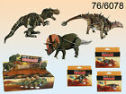 Wind Up 3D Dinosaur Puzzle - Science Model Party Bag Moving - New