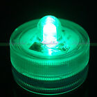 Green LED Bright Floral Tea Vase Submersible Wedding Decoration Waterproof SH