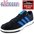 Adidas Mens Oracle VI STR Casual Canvas Trainers Navy *AUTHENTIC*