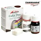 TARRAGO SHOE DYE KIT DIFFERENT METALLIC COLOURS For Leather Boot, Bag, Belt