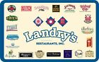 $100 Landry's Gift Card For Sale!!!!