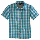 EMS Men's Journey Plaid Shirt, S/S