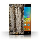 STUFF4 Phone Case/Back Cover for Lenovo Vibe X2 /Tree Bark