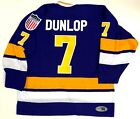 REGGIE DUNLOP CHARLESTOWN CHIEFS JERSEY SLAP SHOT PAUL NEWMAN