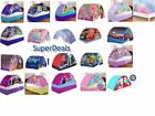 Disney and Nickelodeon Character Kids and Toddlers Bed Tent Twin Size